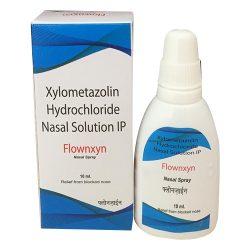 Xylometazoline-Nasal-Spray